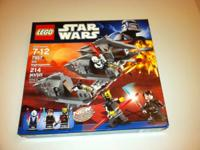Lego Star Wars Sith Nightspeeder # 7957.  New/Unopened,