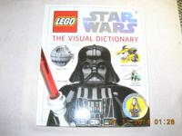 Up for grabs right here is a copy of the Lego book,.