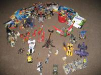 LEGO COLLECTION ALANTIS /HALO/ PERSIA /IE have all