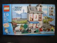 Have a Brand New Lego City House special edition set.