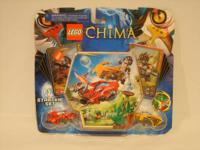For sale I have an unopened, new Lego Legends of Chima