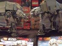 I've added a second AT-AT Walker, it is also complete