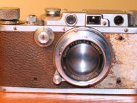 LEICA S.N.174845 AS IS. COMES WITH SUMMAR SCREWMOUNT