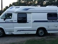 Leisure Travel Van Class B with only 86,000 miles, new