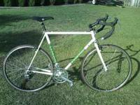 LeMond Cyclocross bicycle, size 23.5 or 60cm, very low