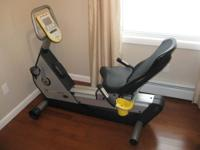 Lemond G-Force RT Digital Recumbent Exercise Bike,
