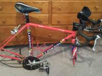 i have a 2003 red lemond road bike that only has 207
