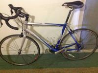 LeMond Versailles Road Bike, 57 cm, Complete Bike,