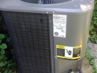 Used Lennox a/c condenser unit. Got this from a
