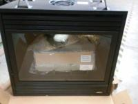 NEW STILL IN THE BOX LENNOX NATUTRAL GAS LOG FIREPLACE