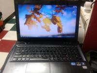 Up for sale is the laptop computer I've made use of for