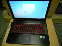 Available for sale is a Lenovo Laptop. Version #