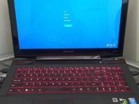 I am selling an excellent condition Lenovo Y50 4K