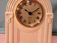"Lenox China Timely Traditions ""GENTRY"" Mantle Clock;"