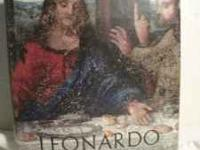LEONARDO DA VINCI - Collectible - Large Book - Most