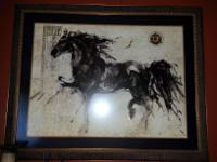 Moving - must sell all pieces of fine art (lithographs
