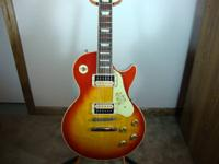 Dead mint made in japan, Non import design Les Paul