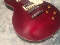 Sweet guitar far sale Barely used please contact for to
