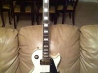 Beautiful Guitar Les Paul Custom $450 No Trades Call