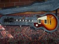 Les Paul Guitar Flame signed by ACE FREHLEY - Buy It
