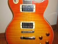 Les Paul clone in like new condition, I also have the