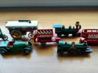 Lesney toy vehicle's..... 7 in all. Not perfect but