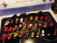 Selling these vintage Lesney matchbox cars. Offering
