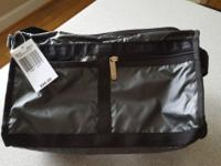 For Sale -- brand new LeSportsac Deluxe Sports Satchel