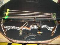 i have a almost new alpine silver series bow,60-70lb