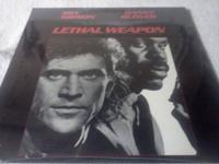Up for sale are 3 SEALED - NEVER OPENED Lethal Weapon