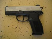 I have a bi tone fnx 40 with 6 factory hi-cap mags the