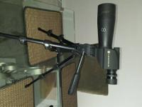 Leupold wind river sequoia spotting scope. Bought this
