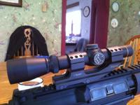I'm selling my (new with package and paperwork) Leupold
