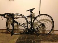 Barely used Lexa Trek bike. Purchased for $880 and
