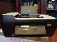 An all in one printer for sale. It does it all, Fax,