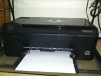 Lexmark E210, laser printer. Been sitting around for a