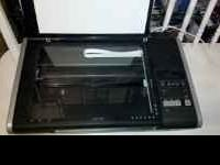 lexmark printer scanner combo like new barley used 20$