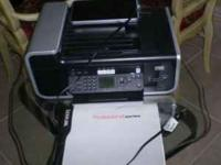 Lexmark Professional 7600 Series Printer, x7675. Has