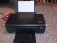 Lexmark 4690 wireless printer. It is an all-in-one