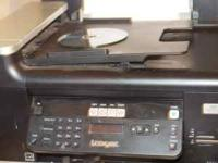 printer,copier,scanner,fax. Works Great is just out of