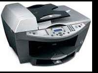 This is a Lexmark printer that can print, scan, copy