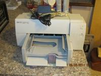 We have a used Lexmark X8350 Printer for sale. This