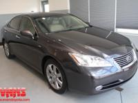 ~~~ 2009 Lexus ES 350 ~~~ CARFAX: Buy Back Guarantee,