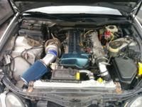 Selling a lexus gs300 with a 2jz gte vvti swap Has a