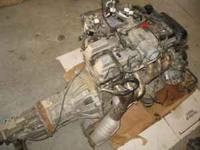 I HAVE A COMPLETE MOTOR AND TRANNY FOR A 2002-2005