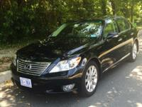 2011 Lexus LS 460 L for sale , automatic with 25k LOW