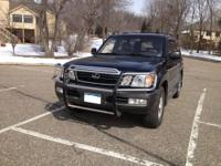 1999 Lexus LX 470 Luxury SUV -AWD with adaptive