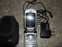FOR SALE IS A LIKE NEW LG ACCOLADE VX 5600   show