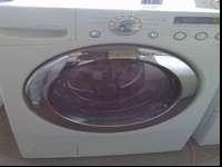 LG Heavy Duty Front loader washer in Great condition.