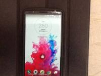 LG G3Verizon Network  This phone is in great shape  NEW